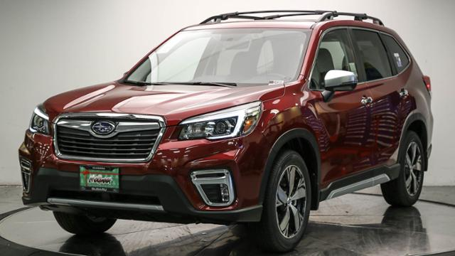 New 2019 Subaru Forester 2 5i Touring Sport Utility In Huntington