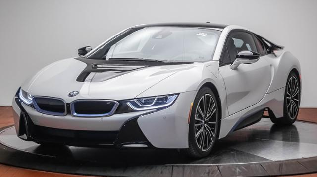 New 2019 Bmw I8 Coupe 2dr Car In Norwalk B52526 Mckenna European
