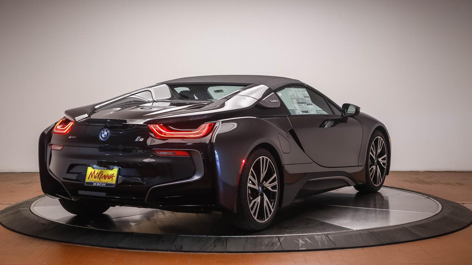 New 2019 Bmw I8 Roadster Convertible In Norwalk B53507 Mckenna