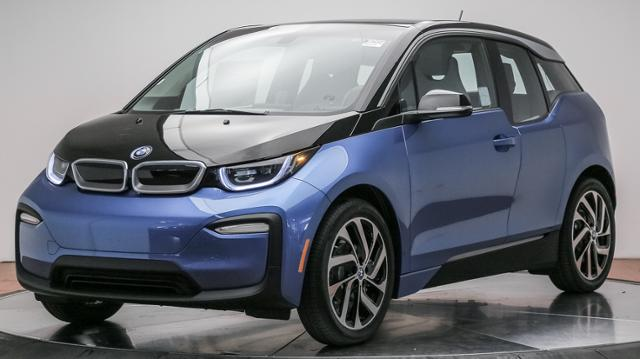 New 2018 Bmw I3 94 Ah 4dr Car In Norwalk B53454 Mckenna European