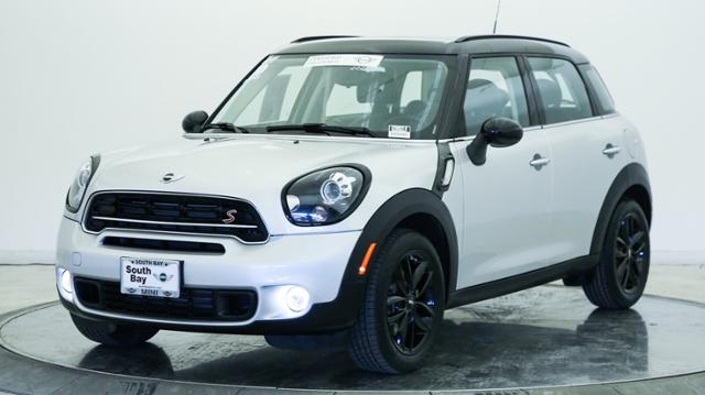 Certified Pre Owned 2016 Mini Cooper Countryman Fwd 4dr S