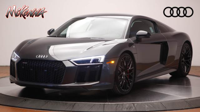 Pre Owned 2018 Audi R8 V10 Rwd 2dr Car In Norwalk 319313p Mckenna